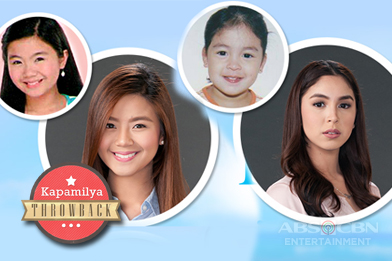 LOOK: And I Love You So stars' cute throwback photos