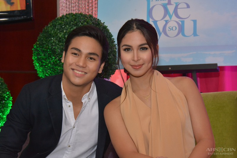 PHOTOS: And I Love You So Finale Presscon with Miles, Julia, Inigo & Kenzo