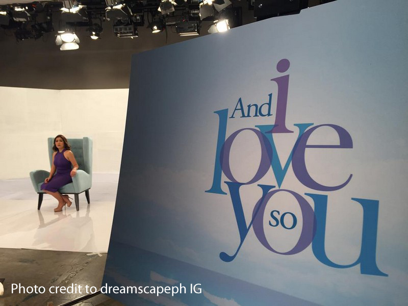 PASILIP: And I Love You So Music Video Shoot with the Queen of Teleserye Theme Songs Angeline Quinto