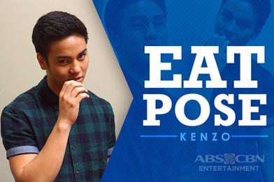 LOOK: Kenzo's 5 Papogi Poses